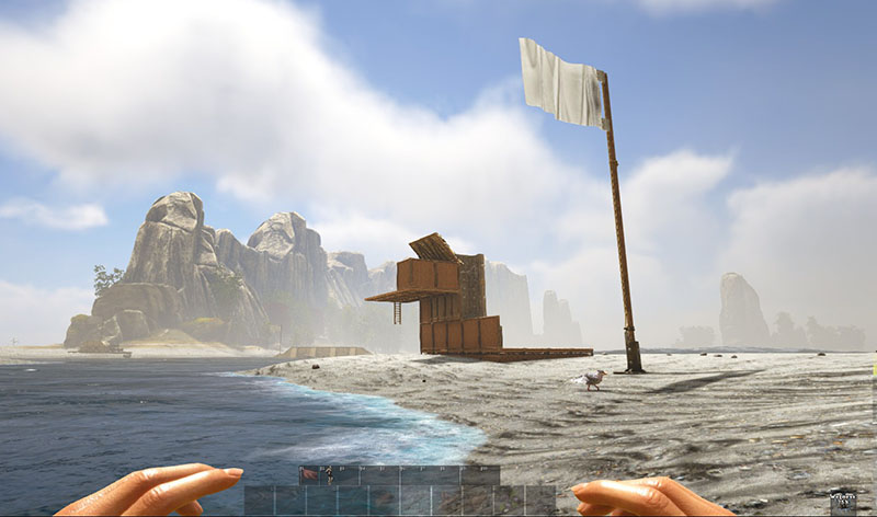 ATLAS Captain's Logs (OTG guild on public NA-PVE Hydra's Den) - Pre