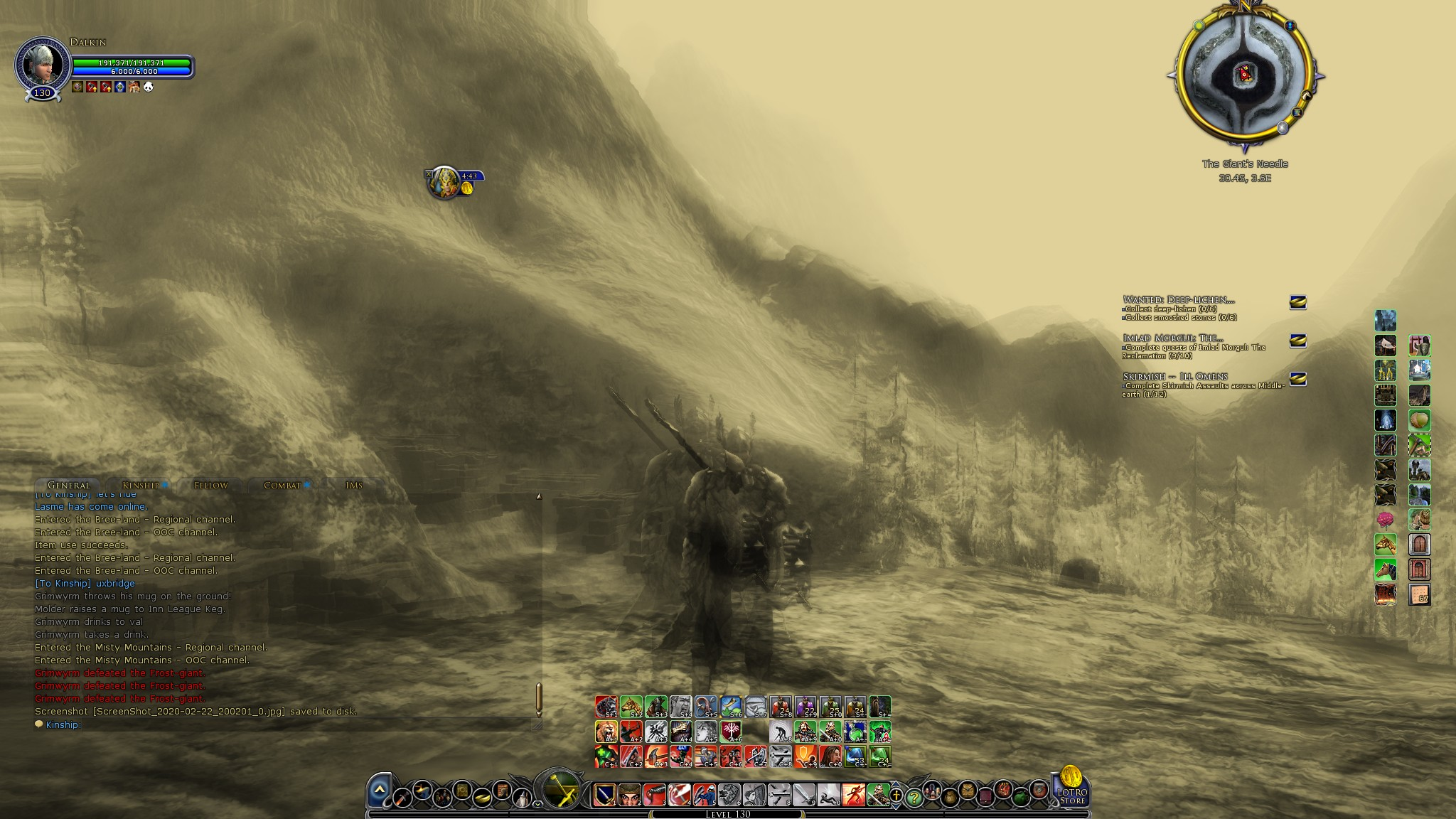 Valamar Memorial 2 22 20 730pm Eastern Lord Of The Rings Online Old Timers Guild