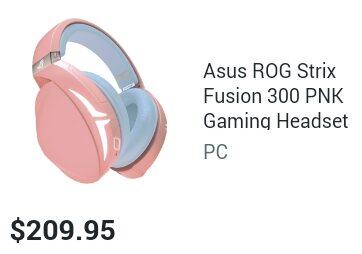 Screenshot Headset
